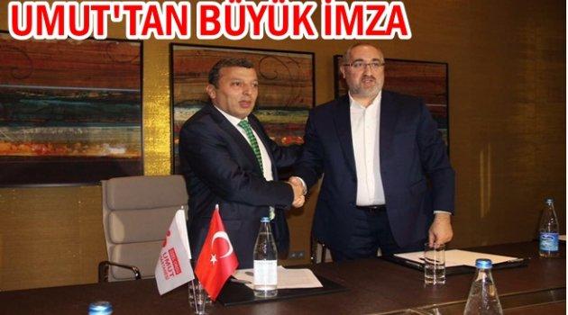 AZERBAYCANLILARIN SAĞLIĞI UMUT'A EMANET