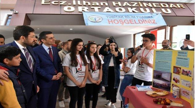 BAŞKAN MURAT HAZİNEDAR'DA KATILDI