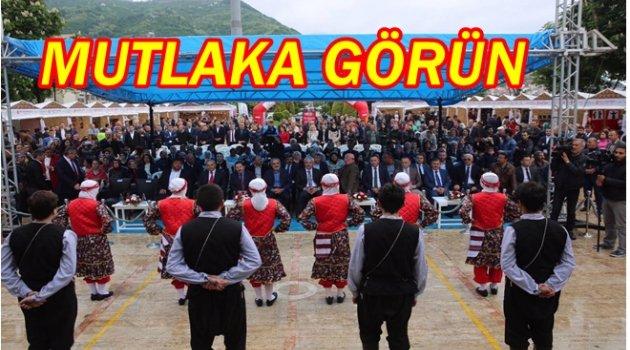"""""""ELLERDE GİZLİ SANATLAR"""" FESTİVALİ ORDU'DA"""