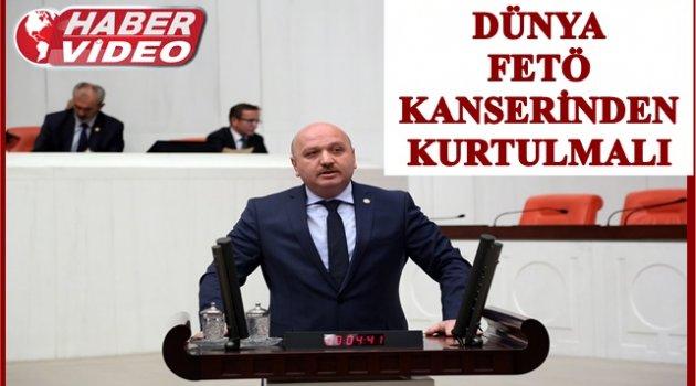 """METİN GÜNDOĞDU """"TÜRKİYE, TÜRKİYE'DEN BÜYÜKTÜR"""""""