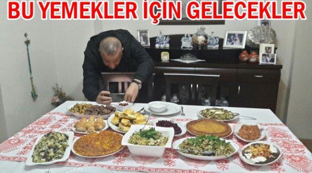 ORDU VE GİRESUN'DA EKO GASTRONOMİ TURİZMİ