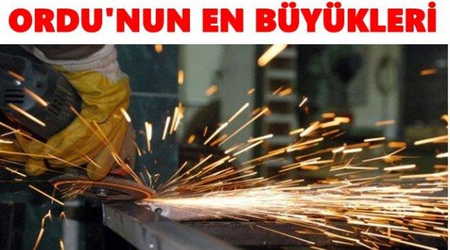 ORDU'NUN GURUR LİSTESİ