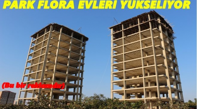 PARK FLORA EVLERİ'NDE SON FIRSATLAR