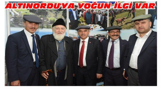 TEKİNTAŞ: ORDU İSTANBUL'DA DA GÜÇLÜ