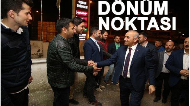 TEKİNTAŞ'TAN TAM SAHA PRESS