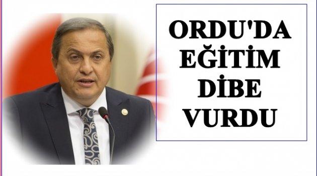 TORUN ORDU'DAKİ EĞİTİMİ SORDU