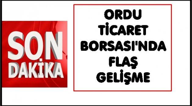 ORDU TİCARET BORSASI'NDA NE KARAR ALINDI
