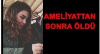 ORDU AYLİN'E AĞLIYOR