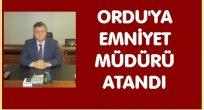 ORDU'NUN YENİ EMNİYET MÜDÜRÜ MEHMET ERDUĞAN