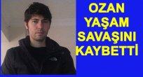 ORDU ŞEHİT OZAN'INA AĞLIYOR
