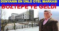 BOZTEPE'DEKİ OTEL AÇILIŞA HAZIR