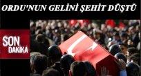 ŞEHİT KADIN POLİSİN EŞİ DE POLİS