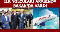 ANADOLU JET ANKARA'YA SEFERLERİNİ İKİYE ÇIKARTTI