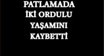 PATLAMADA ÖLENLERİN İSİMLERİ BELİRLENİYOR