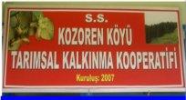 KOZÖREN'DE BAŞKAN DEĞİŞMEDİ
