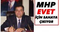 MHP 'EVET' İÇİN KAPI KAPI GEZECEK