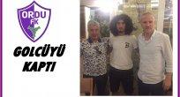 ORDU FK YAKUP ALKAN'I TRANSFER ETTİ