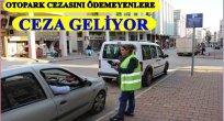 PARK YASAĞI CEZASI BULUNANLAR DİKKAT!