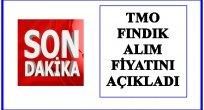 TMO FINDIK ALIMINA PAZARTESİ GÜNÜ BAŞLIYOR