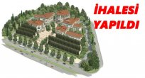 VALİ KONAĞI İHALESİNE 6 FİRMA TEKLİF VERDİ