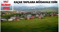 VALİ YAVUZ'DAN KRİTİK UYARI!