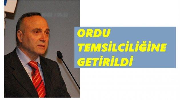 TGC TEMSİLCİSİ ZEKİ MESUT ÖZEL OLDU