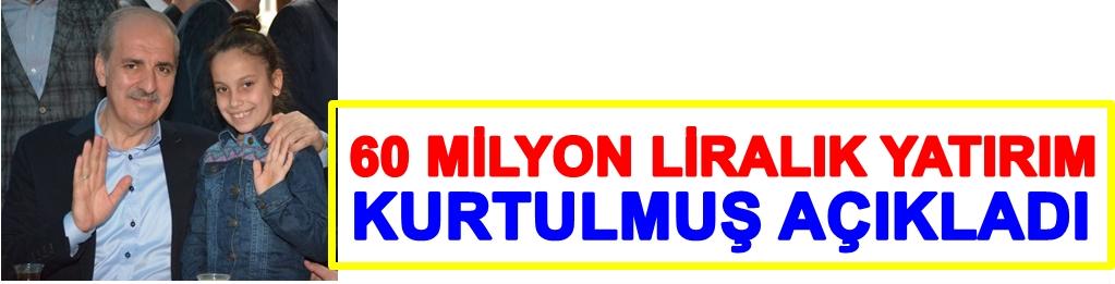 2017 YATIRIM PROGRAMNA ALINDI