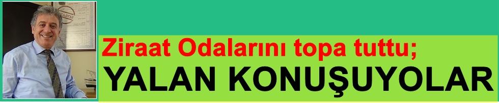 ALBAYRAK'TAN SERT ELEŞTİRİ