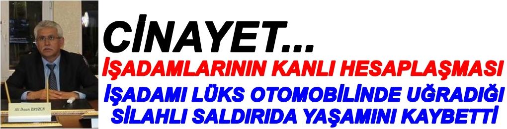 ORDU'YU SARSAN CİNAYET!..