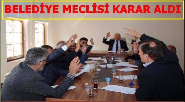 YENİ MAHALLE'NİN İSMİ FİSTORU OLARAK DEĞİŞTİRİLDİ